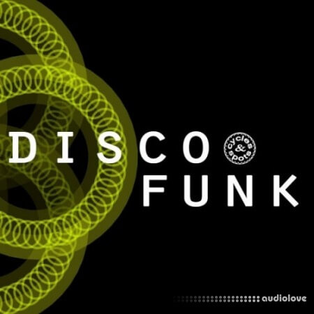 Cycles and Spots Disco Funk WAV MiDi