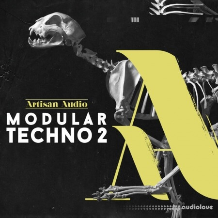 Artisan Audio Modular Techno 2 WAV