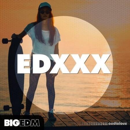 Big EDM EDXXX Sample Pack WAV MiDi Synth Presets