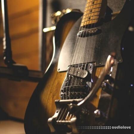Rob Aitken Vintage Disco Guitars