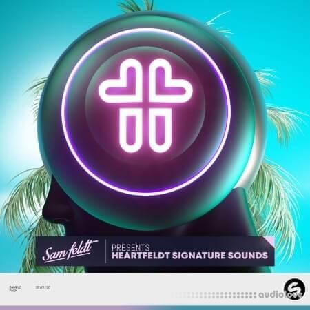 Spinnin Sounds Sam Feldt Heartfeldt Signature Sounds (Official Sample Pack)