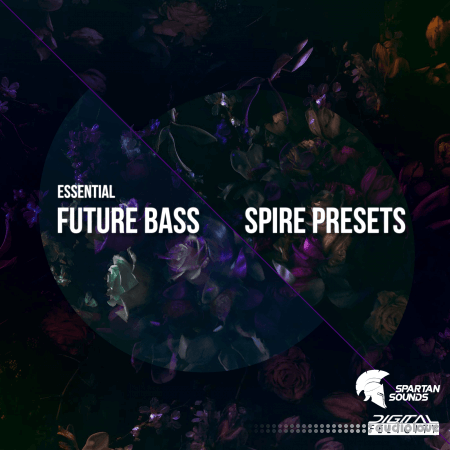 Digital Felicity Essential Future Bass (Spire Presets) WAV Synth Presets