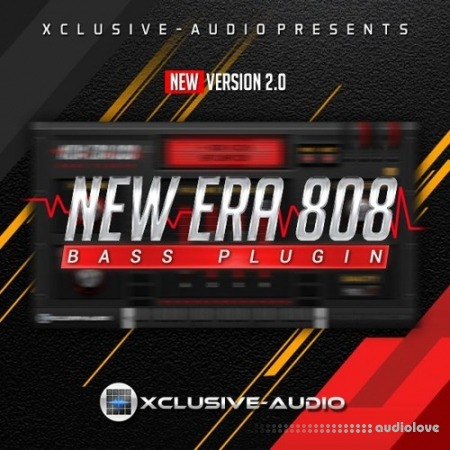 Xclusive Audio New Era 808 Bass Plugin v2.0 WiN