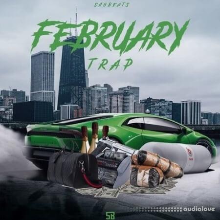 Shobeats February Trap WAV MiDi Synth Presets