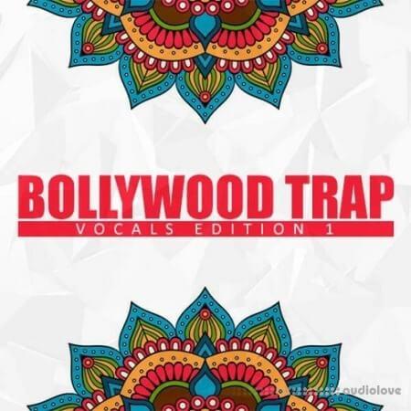 TheDrumBank Bollywood Trap Vocals Vol.1