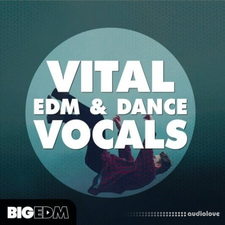 Big EDM Vital EDM and Dance Vocals WAV MiDi