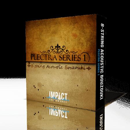 Impact Soundworks Plectra Series 1-8 string Acoustic Bouzouki v1.1 KONTAKT