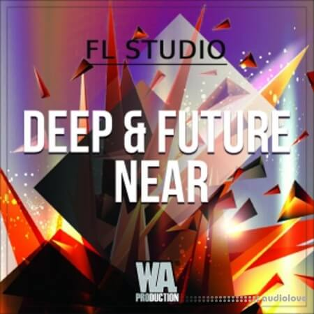 WA Production Deep And Future Near WAV MiDi Synth Presets DAW Templates