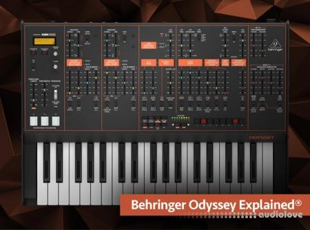 Groove3 Behringer Odyssey Explained® TUTORiAL