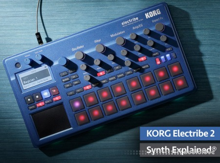 Groove3 KORG Electribe 2 Synth Explained® TUTORiAL
