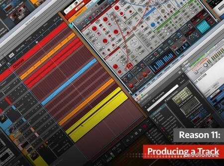 Groove3 Reason 11 Producing a Track TUTORiAL