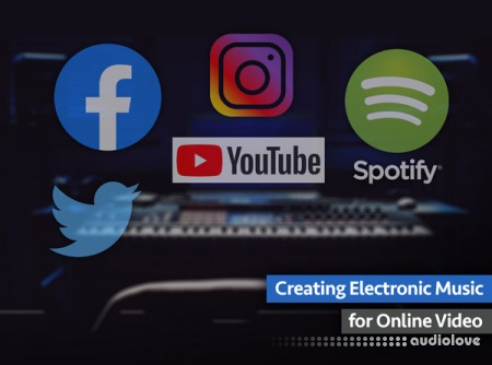 Groove3 Creating Electronic Music for Online Video TUTORiAL