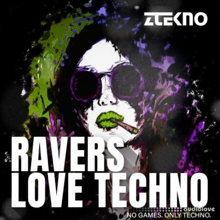 ZTEKNO RAVERS Love TECHNO