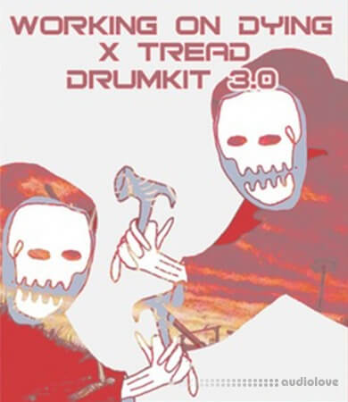 Wod Working On Dying X Tread DrumKit 3.0 WAV MiDi Synth Presets
