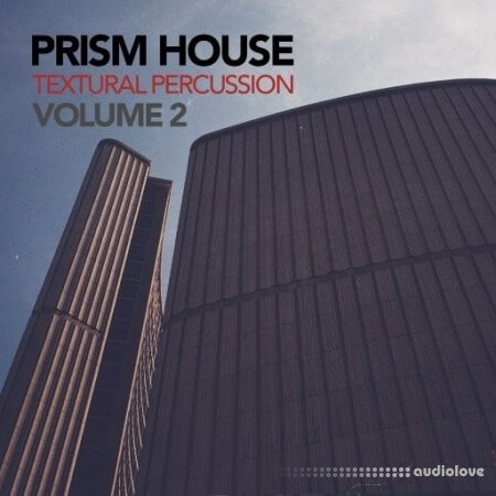 Prism House Textural Percussion Vol.2 WAV