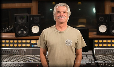 Pro Studio Live Mixing Rock Session with Mike Harris TUTORiAL