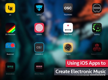 Groove3 Using iOS Apps to Create Electronic Music TUTORiAL