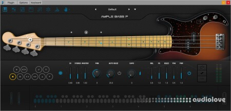Ample Sound Ample Bass P III v3.0.0 WiN MacOSX