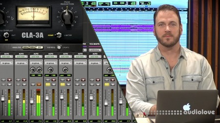 Pro Studio Live Country Pop Mix Deconstruction with DR Ford TUTORiAL