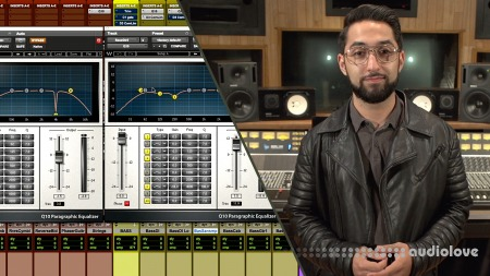 Pro Studio Live Elmo Arteaga Active Rock Mix Deconstruction TUTORiAL