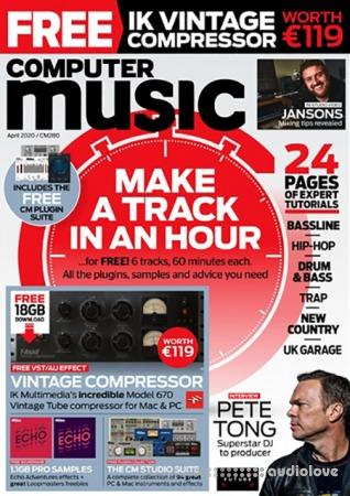 Computer Music - April 2020