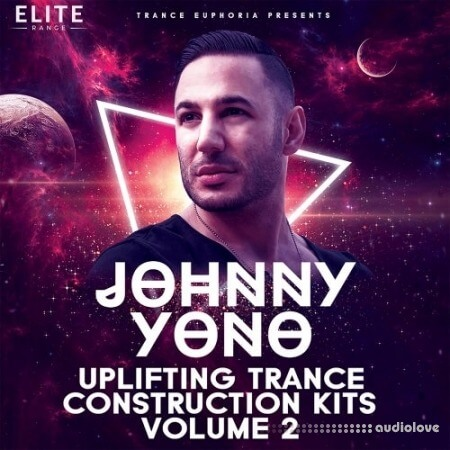 Trance Euphoria Johnny Yono Uplifting Trance Construction Kits Vol.2 WAV MiDi Synth Presets