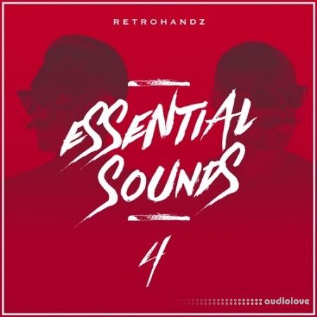 Retrohandz Essential Sounds 4 WAV Synth Presets