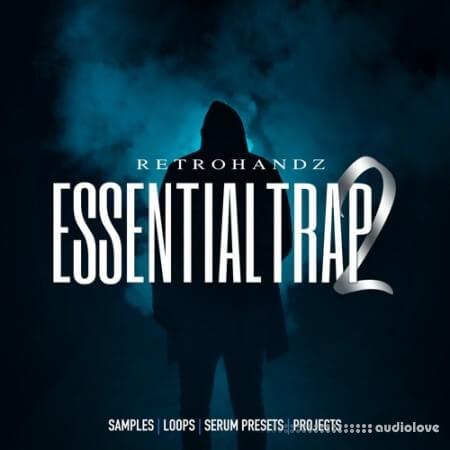 Retrohandz Essential Trap 2 WAV Synth Presets DAW Templates