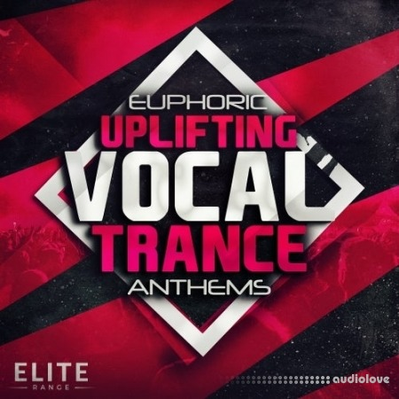 Trance Euphoria Euphoric Uplifting Vocal Trance Anthems WAV MiDi Synth Presets