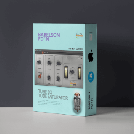 Babelson Audio FD1N British Edition