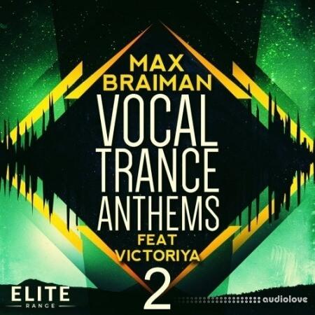 Trance Euphoria Max Braiman Vocal Trance Anthems Feat Victoriya 2