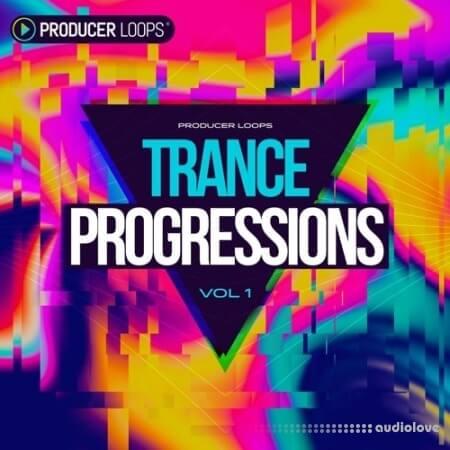 Producer Loops Trance Progressions Vol.1 WAV MiDi
