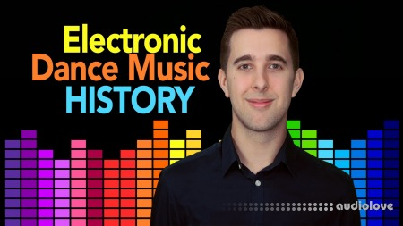 SkillShare The History of Electronic Dance Music in the 20th Century TUTORiAL