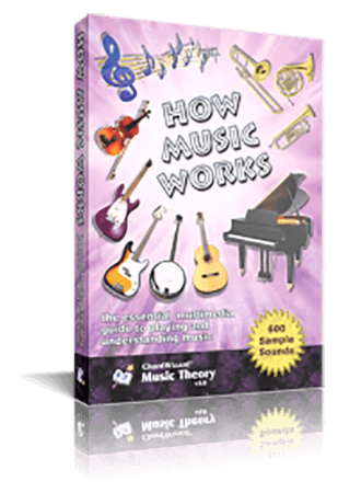 ChordWizard Music Theory v3.0.3a WiN