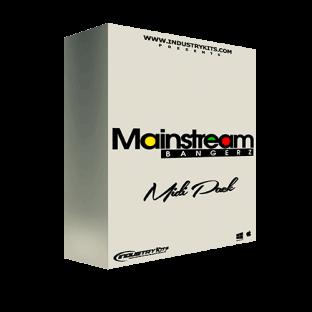 Industry Kits Industry Kits Mainstream Bangers MIDI Pack