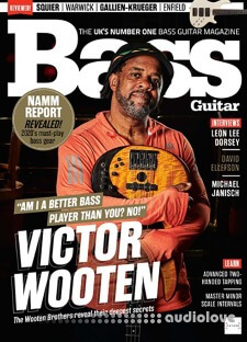 Bass Guitar–March 2020