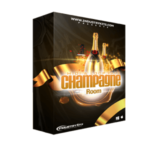 Industry Kits Champagne Room MIDI and Loop Pack