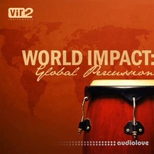 Vir2 Instruments World Impact: Global Percussion
