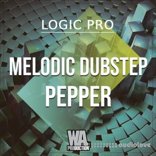 WA Production Melodic Dubstep Pepper