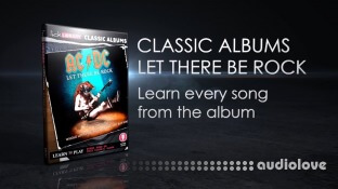Lick Library Classic Albums Let There Be Rock