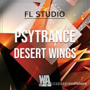 WA Production Psytrance Desert Wings