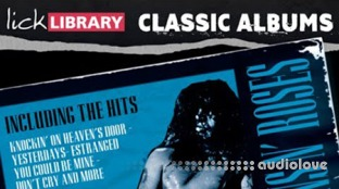 Lick Library Classic Albums Use Your Illusion II