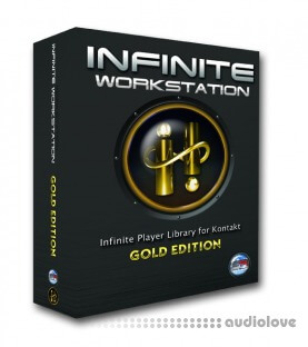 Sonic Reality Infinite Workstation Gold For Infinite Player