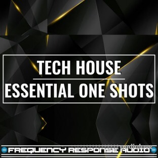 Frequency Response Audio Tech House Esssential One Shots