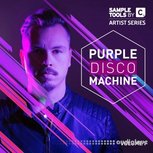 Sample Tools by Cr2 Purple Disco Machine Vol.1