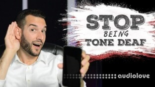 Udemy Stop Being Tone-Deaf - Singing On Pitch