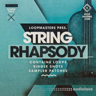 Loopmasters String Rhapsody