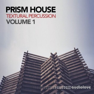Prism House Textural Percussion Vol.1
