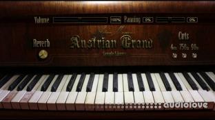 Adam Monroe Music Austrian Grand Piano
