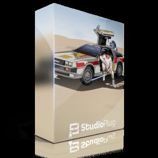 StudioPlug Speed Racer